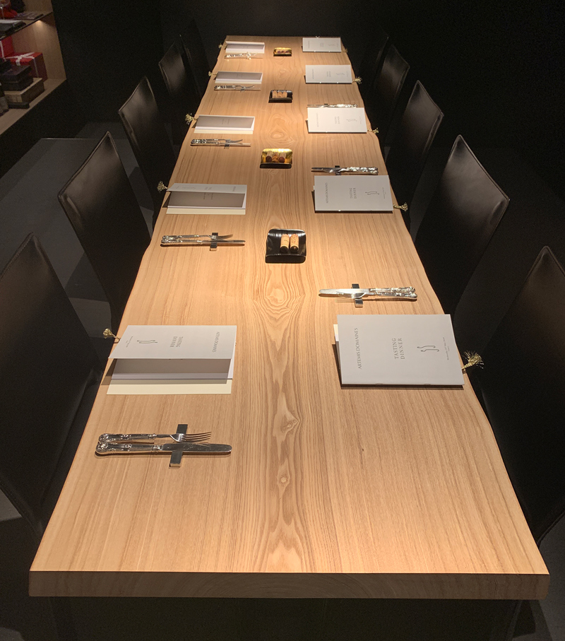 Keyaki Table Wine Bar Tokyo