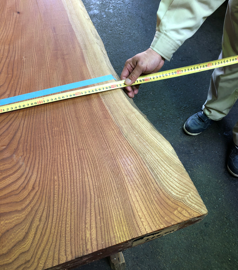 Checking Table Width