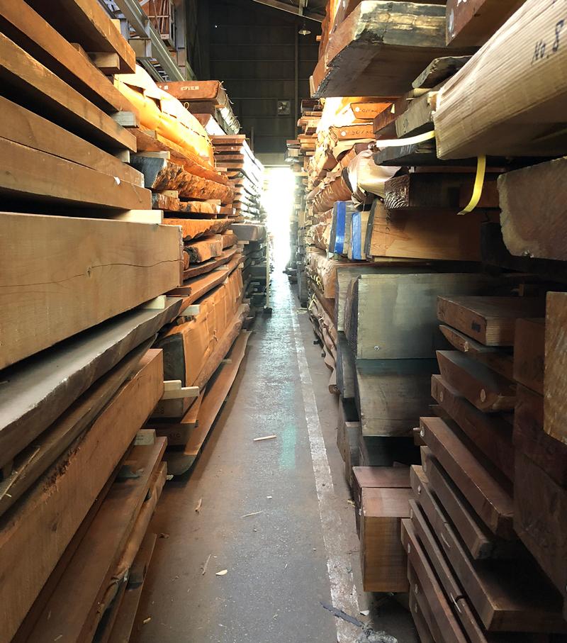 Wood Inventory